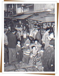 鶴橋風月の歴史